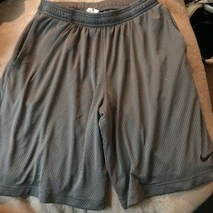 Nike Basketball Shorts —Perfect Condition